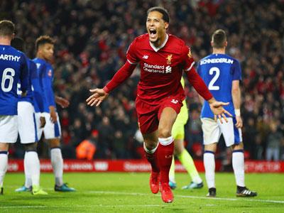 Liverpool dự kiến sẽ đánh bại Everton