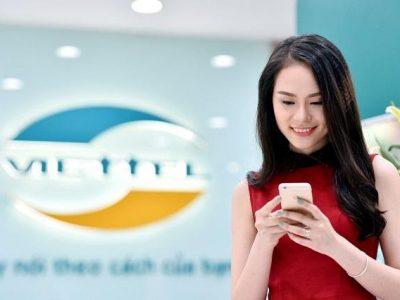 Đăng ký gói sim viettel gọi ngoại mạng qua app My Viettel