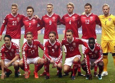 Thông tin về đội bóng Đan Mạch